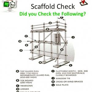 scaffold info